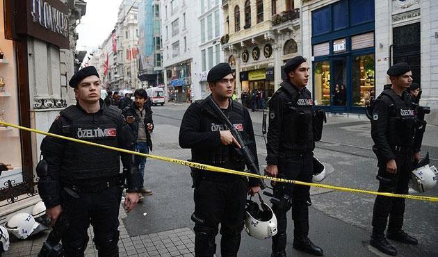 Canlı bomba IŞİD bağlantılı; beş kişi gözaltında