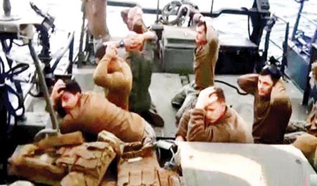 İran'da alıkonulan ABD askerlerinin soruşturması tamamlandı