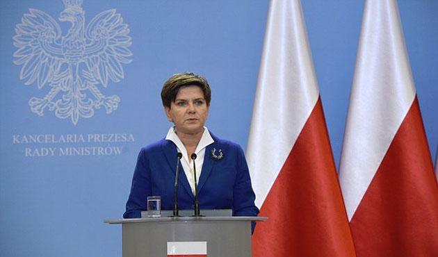Polonya Başbakanı Szydlo istifa etti