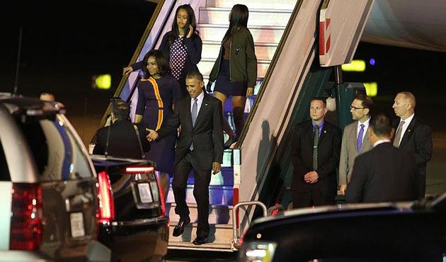 Obama, ABD destekli darbenin yıldönümünde Arrjantin'de