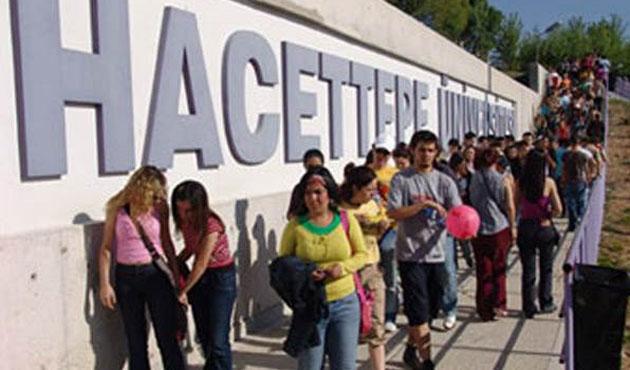 Hacettepe Üniversitesi  olaylar nedeniyle tatil