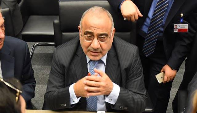 Irak Petrol Bakanı Adil Abülmehdi istifa etti