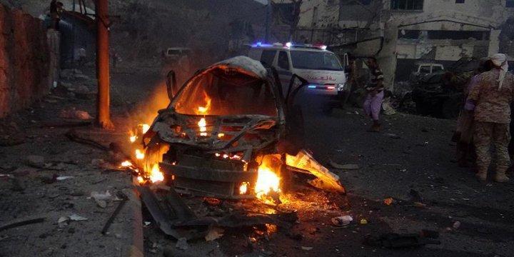 Yemen'de canlı bomba saldırısı: 22 ölü