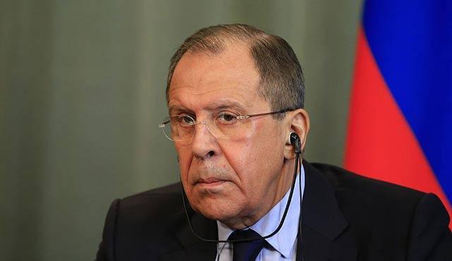 Lavrov'dan ABD medyasına Esad eleştirisi