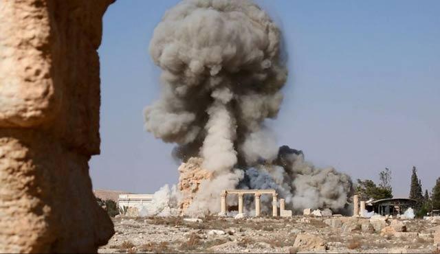 Rus arkeologlardan Palmira'ya yardım teklifi