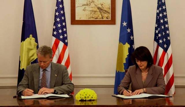 Kosova ve ABD, suçluların iadesi için anlaştı