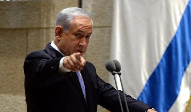 Netanyahu'dan Biden'a teşekkür