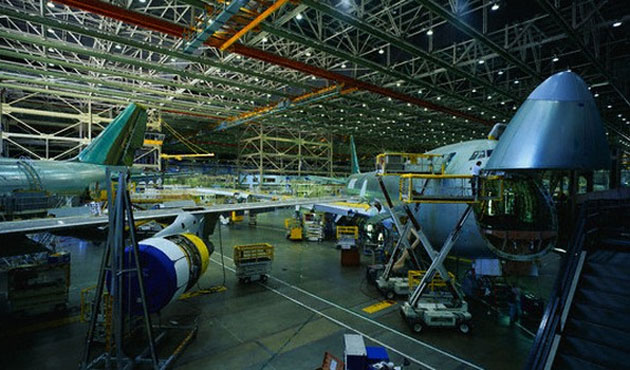 İran Boeing'e 100 uçak sipariş etti