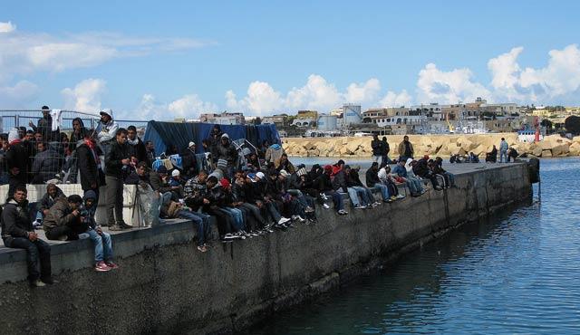 Baharda mülteci rotası değişiyor