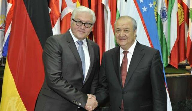 Alman bakan Özbekistan'ı İnsan Hakları konusunda uyardı