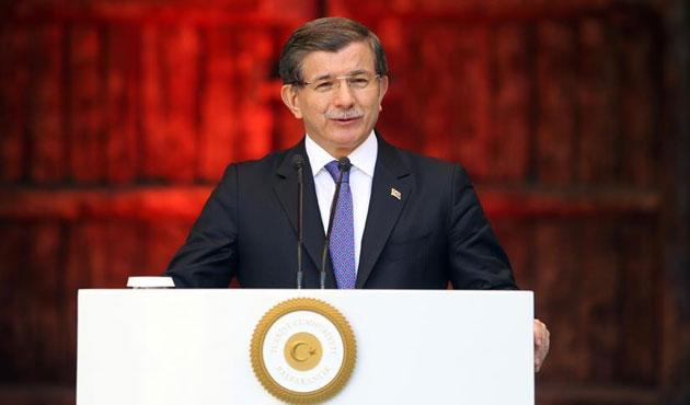 Davutoğlu'ndan dünya liderlerine FETÖ mektubu