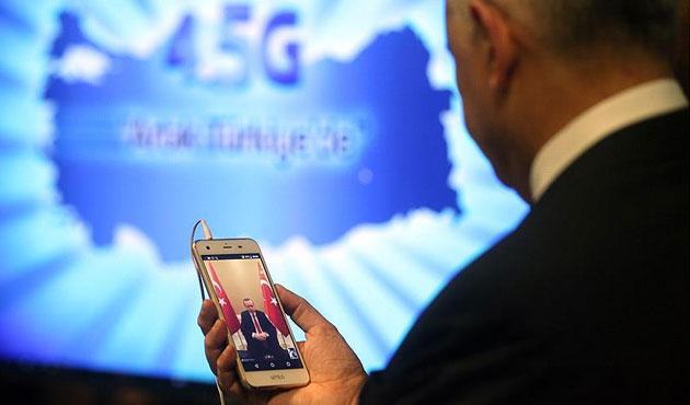 Türkiye 4,5G'ye geçti, internet 10 kat hızlandı