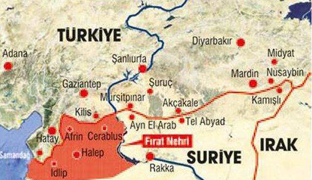 Türkiye'nin 'kırmızı çizgisi'nde yasak yine uzatıldı