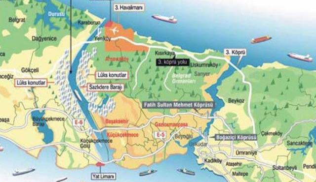 CHP'li vekil: Kanal İstanbul'u yaptırmayacağız!