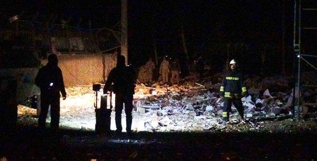 Kızıltepe'de askerlik şubesine bombalı saldırı