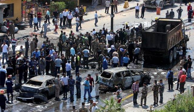 Bağdat'ta çifte saldırı: 14 ölü