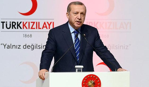 Erdoğan; 'Müzakere edilecek bir şey yok'