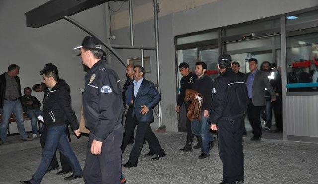 Çorum'da 'Paralel'den 14 tutuklama