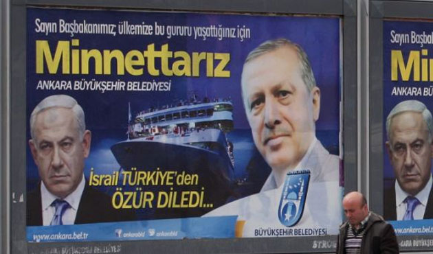 Netanyahu: Türkiye ile anlaşma artık çok yakın