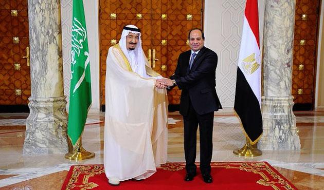 Kral Selman'ın Kahire ziyareti Arap basınında