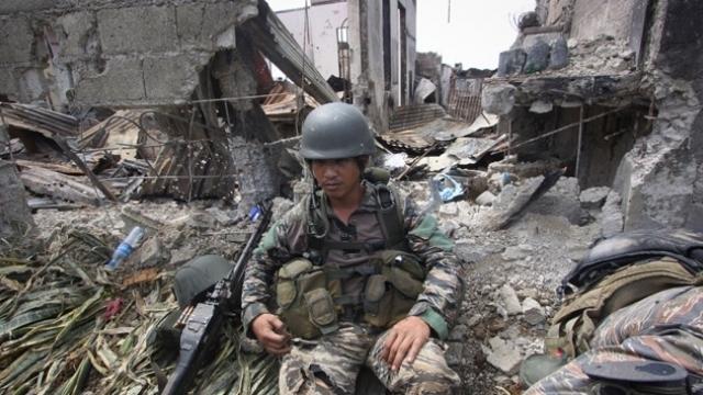 Filipinler'de çatışma: 22 ölü