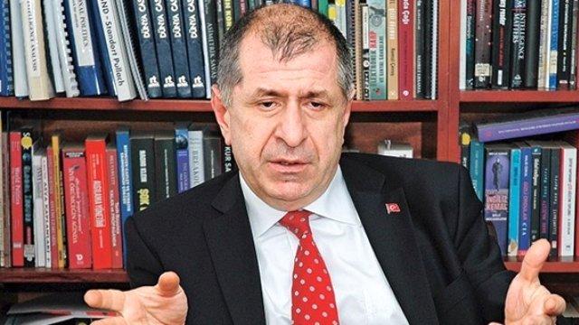 Özdağ, MHP genel başkanlığına adaylığını açıkladı