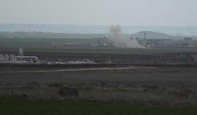 ÖSO denetimindeki 6 köy IŞİD'e geçti