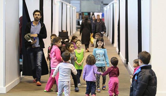 Almanya'da 5 bin 835 sığınmacı çocuk kayıp