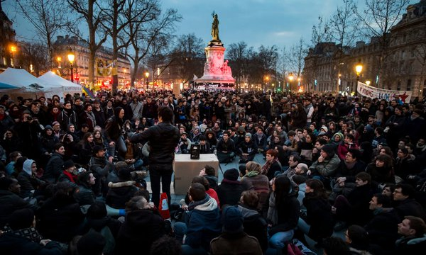 Fransa'da 'iş yasası' protestoları devam ediyor