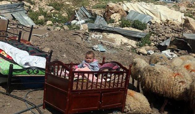 İsrail, üç ayda 523 yapıyı yıktı