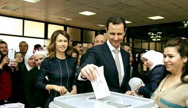 Fransa, Suriye'deki seçimleri tanımıyor
