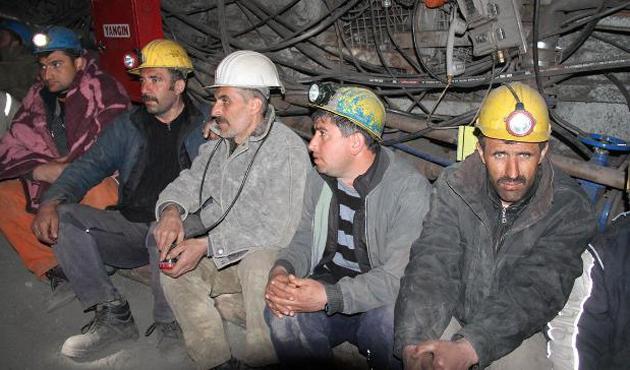 220 maden işçisi açlık grevini sonlandırdı