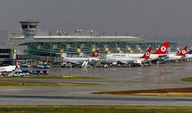 İİT Zirvesi için Atatürk Havalimanı'na özel apron