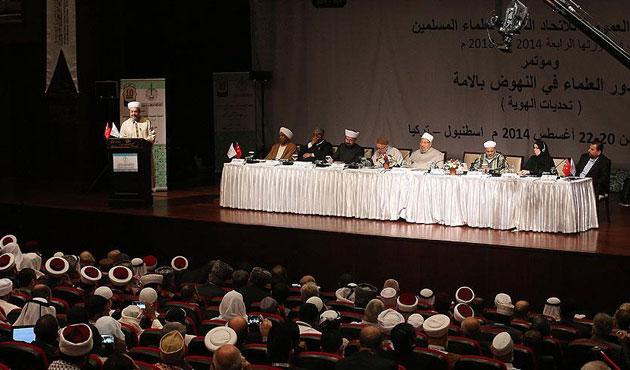 Müslüman Alimler Birliği'nden İİT'e çağrı