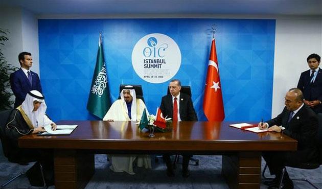 Türkiye-Suudi Arabistan arasında konsey kuruluyor