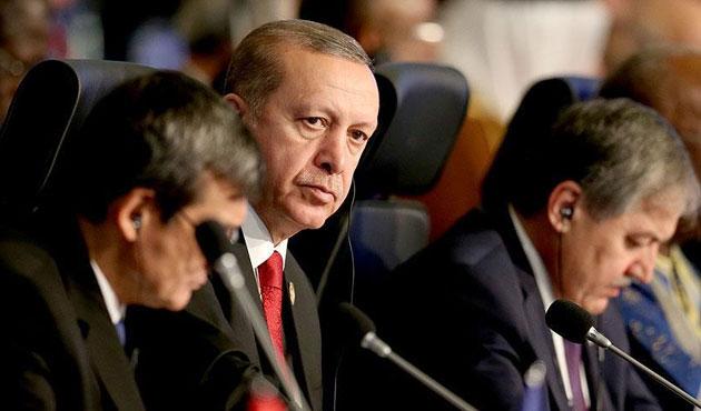 İİT'in Kudüs Komisyonu'na Türkiye de katıldı