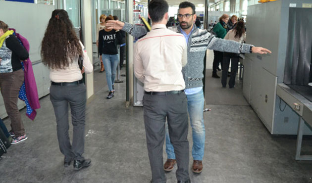 Atatürk Havalimanı'nda yeni tedbirler