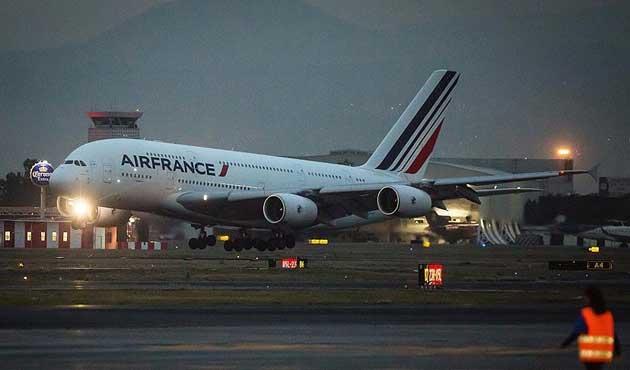 Air France, Paris-Tahran seferlerine yeniden başladı
