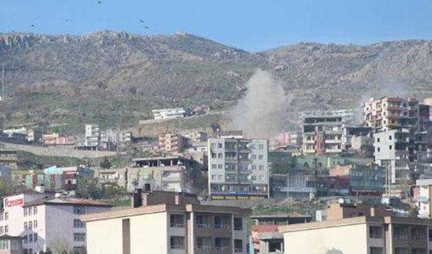 Şırnak'ta PKK'lılarla sıcak temas