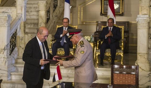 Sisi'den Hafter'e destek çağrısı