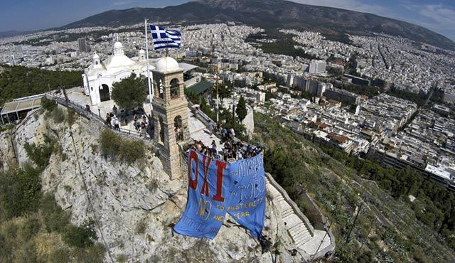 Yunanistan da 'Grexit' düşünüyor