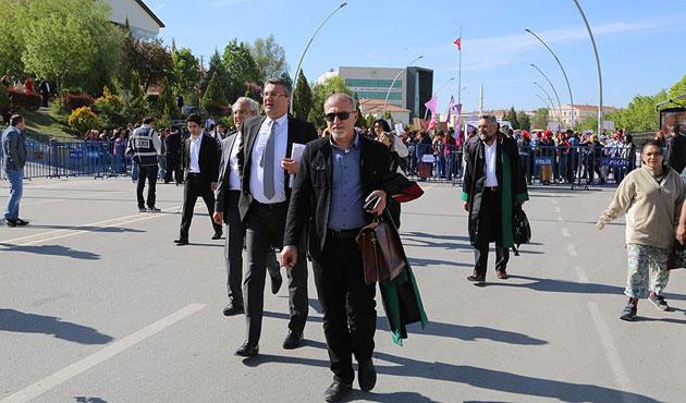Karaman'da ilk duruşma başladı