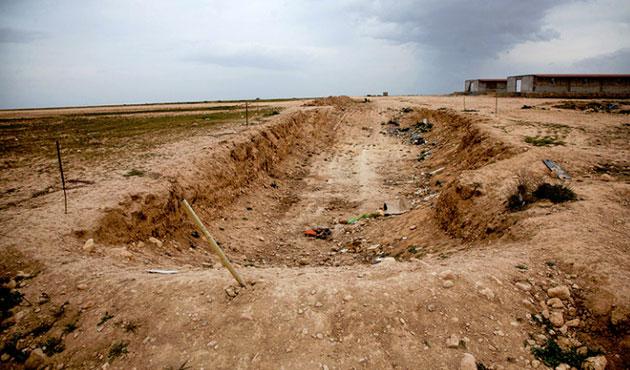 Musul'da 100 kişilik toplu mezar bulundu