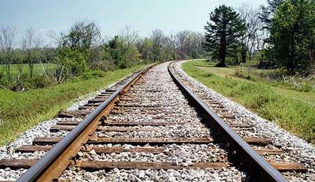 Azerbaycan ve İran arasında demiryolu hattı