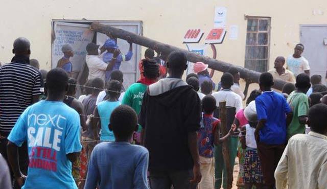 Zambiya'da Ruandalılara yönelik saldırı