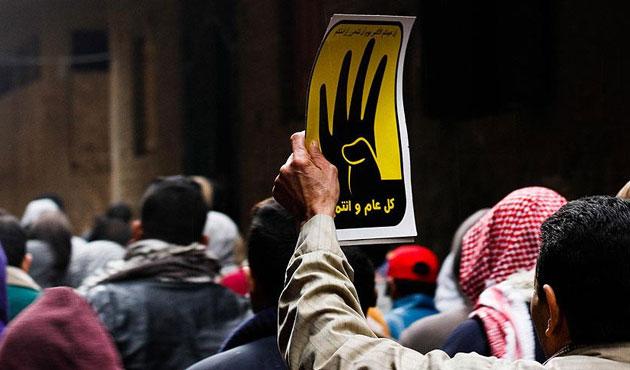 Mısır'da darbe karşıtlarından süresiz gösteri çağrısı