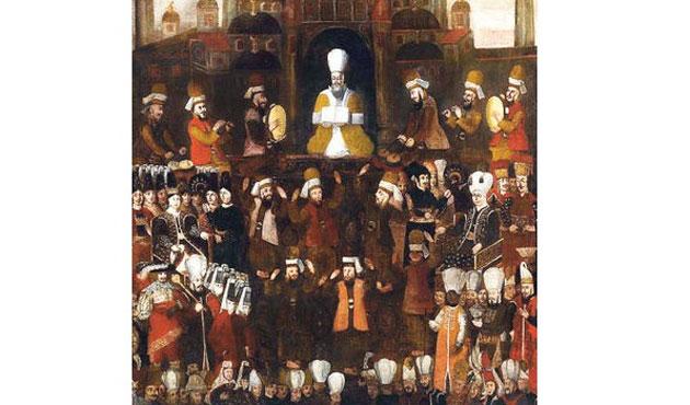 'Genç Osman'ın Cülusu' tablosu artık İstanbul'da