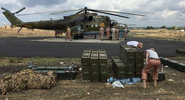 ABD, Rusya'nın Suriye'deki yığınağından endişeli
