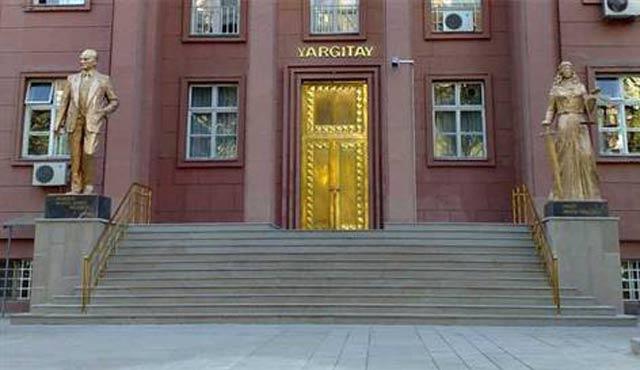 Yargıtay 22. Ceza Dairesi kapatıldı
