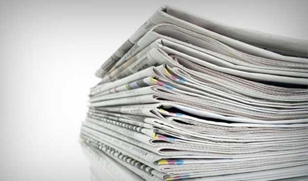 Gazetelerin Ergenekon başlıklarında büyük değişim!